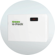 Green-E-Pack Plus